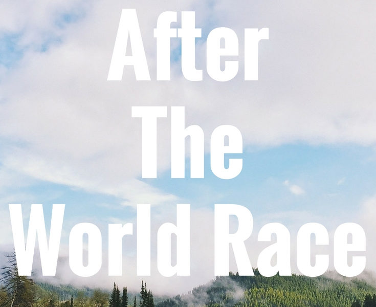 Re-entry after the World Race…