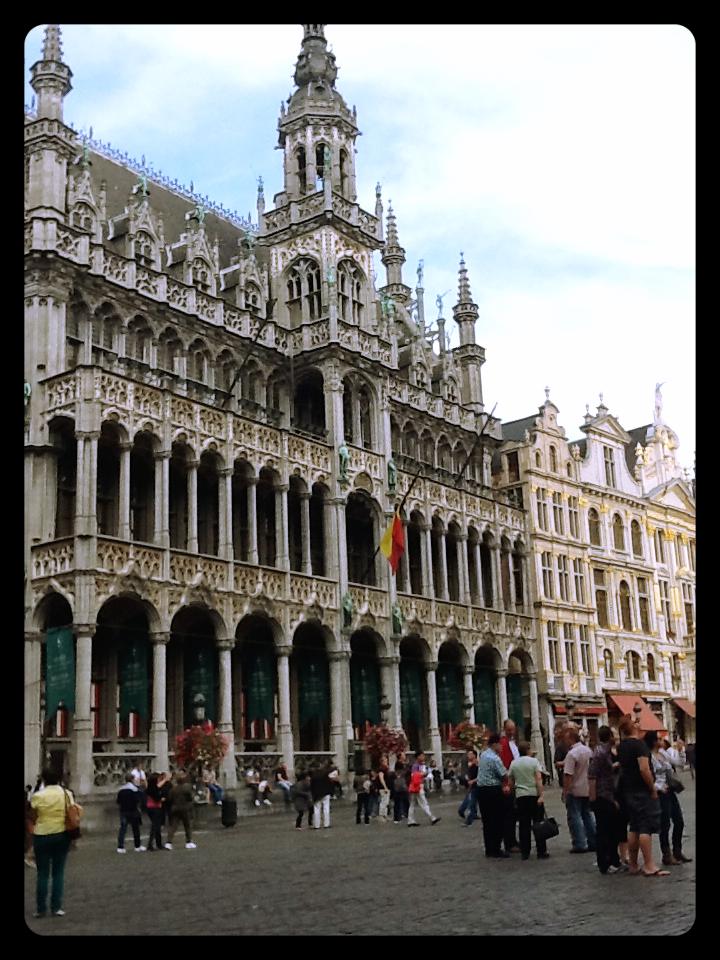 Brussels, Belgium, Starbucks, Grande place, Travel, Wanderlust