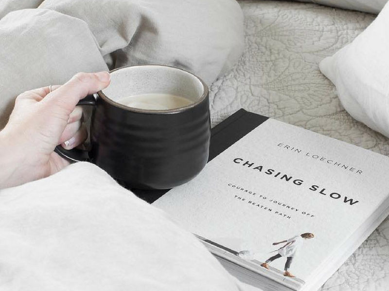 Book Review: Chasing Slow by Erin Loechner
