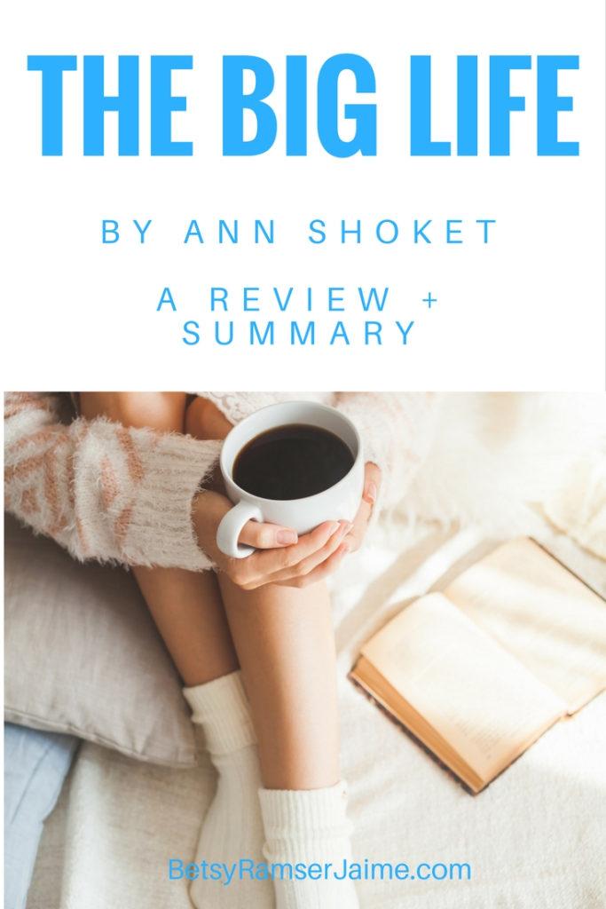 the big life ann shoket pdf